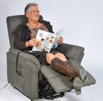 Le fauteuil releveur relaxant pour petits espaces